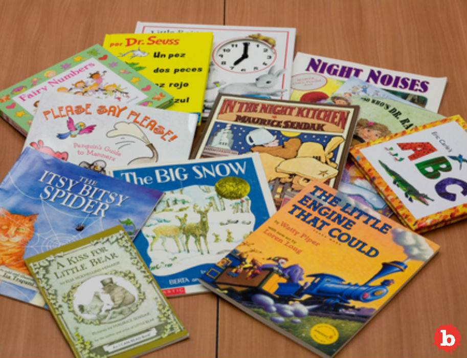 US Children Books Suck, The Best Quality is European