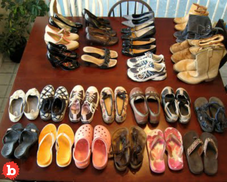 How to Avoid Spending All Your Money on Shoes
