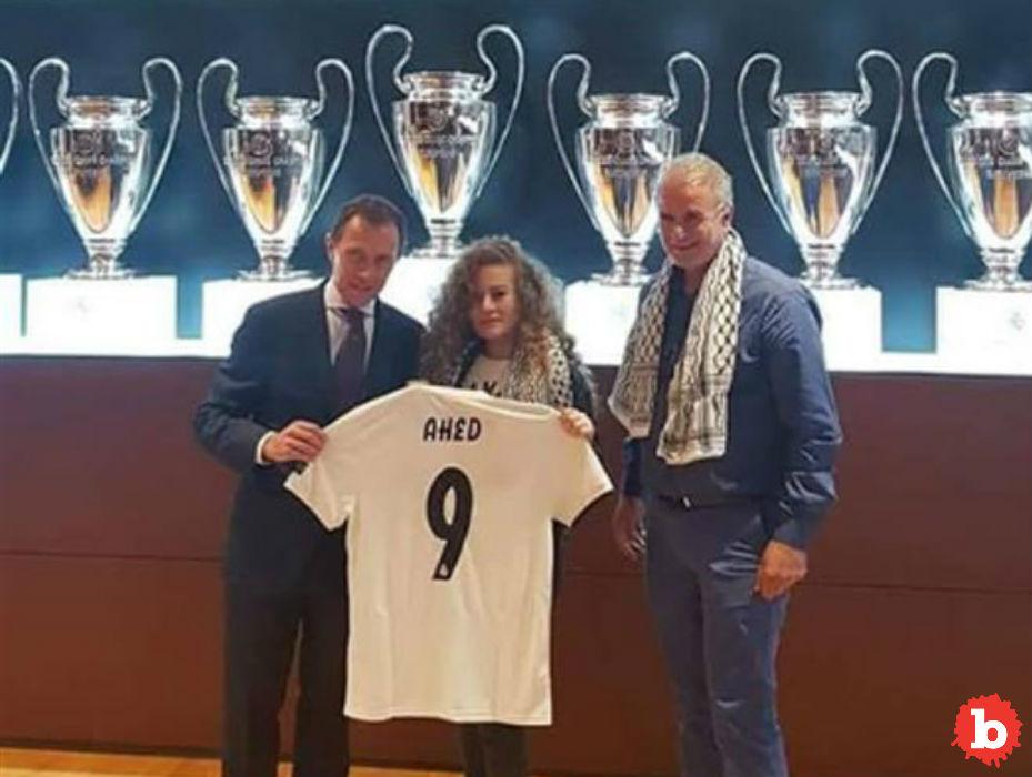 Israeli Officials: Real Madrid Team Terrorist Sympathizers