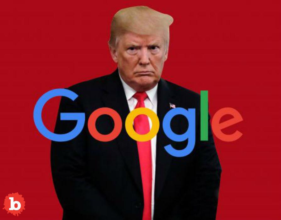 Trump Poised to Shut Google Down ASAP