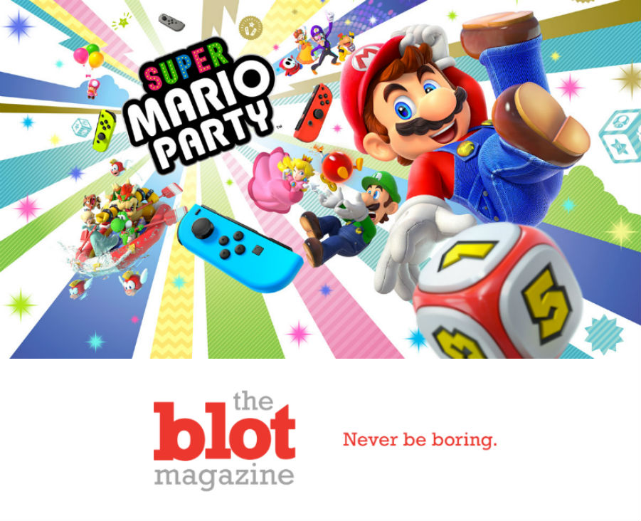 How to Solve Your Problems with Mario Party