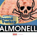 Turkey Salmonella Outbreak Kills as Thanksgiving Approaches