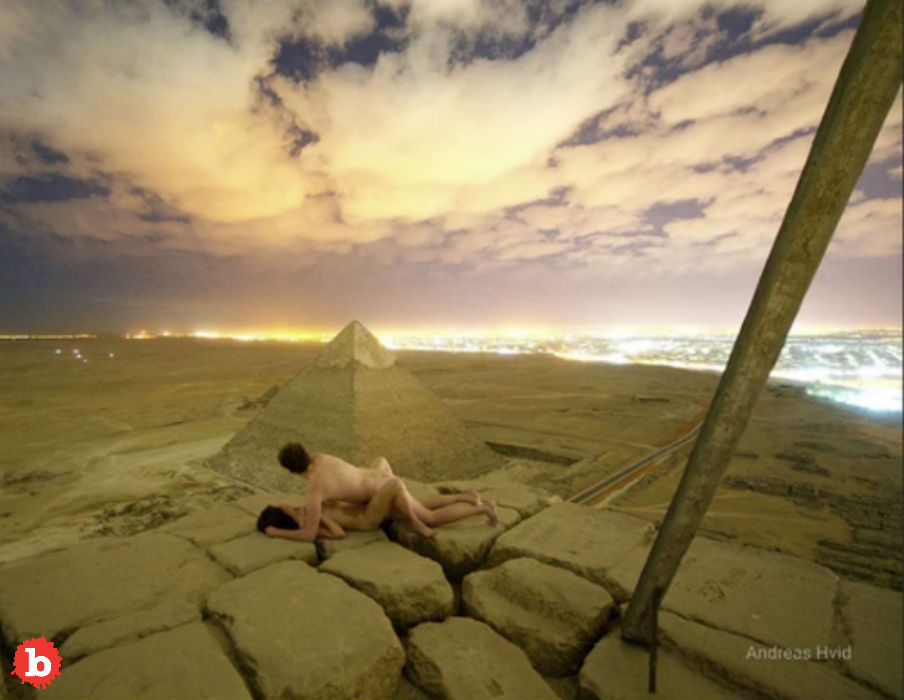 Egyptians Furious After Euro Couple Posts Pyramid Sex Pics