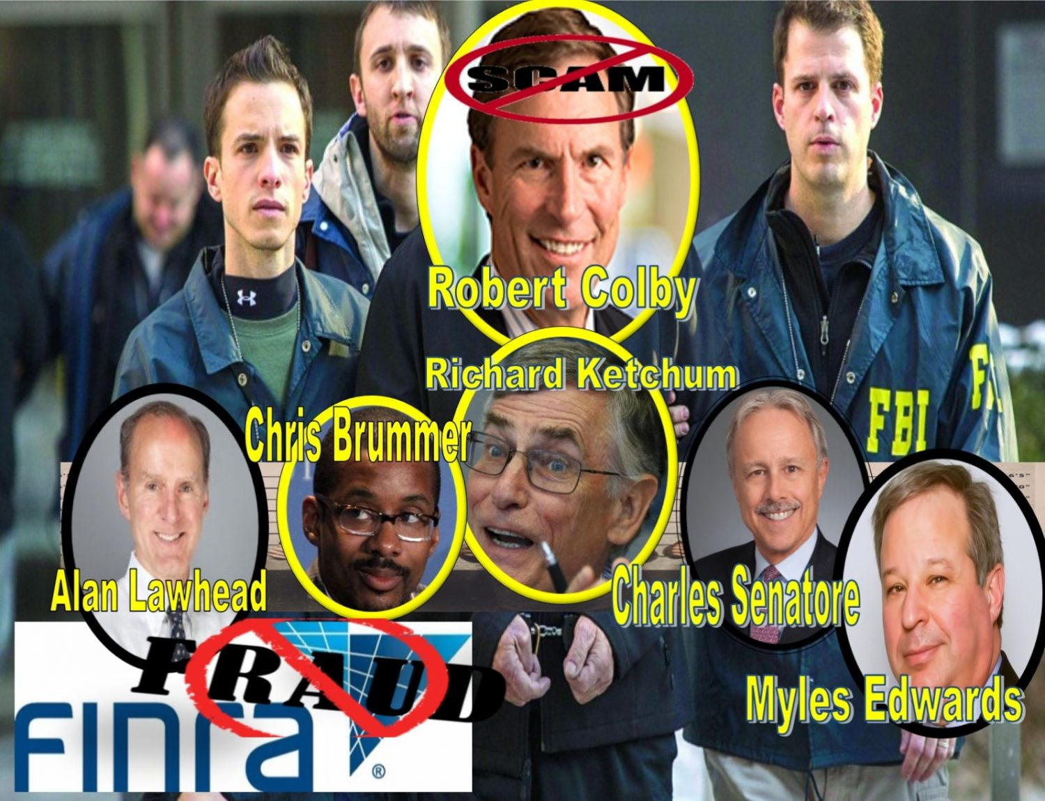 Horrifying Court Confession, Georgetown Law Chris Brummer Implicates FINRA Top Brass Robert Colby, Richard Ketchum in Lies Told