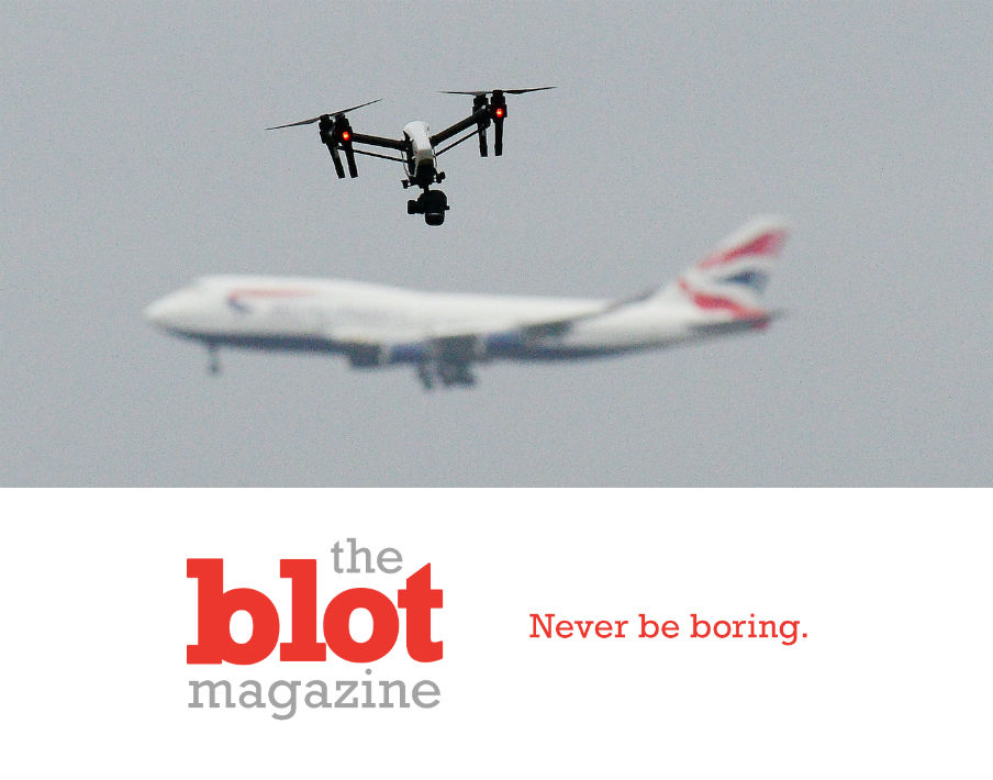 How? Rogue Drone Shut Down London Gatwick Airport