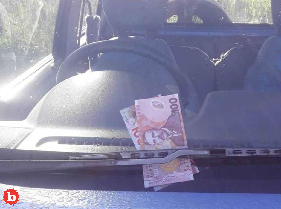 Police Investigate Mystery Cash Left at New Zealand Campground