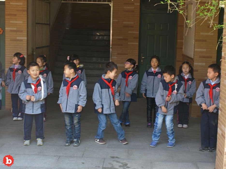 China Goes All Surveillance With Trackable School Uniforms