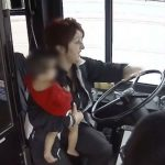 Hero, Mass Transit Bus Driver Saves Baby Girl in Milwaukee