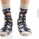 Human Bone Found in Newly Bought English Socks