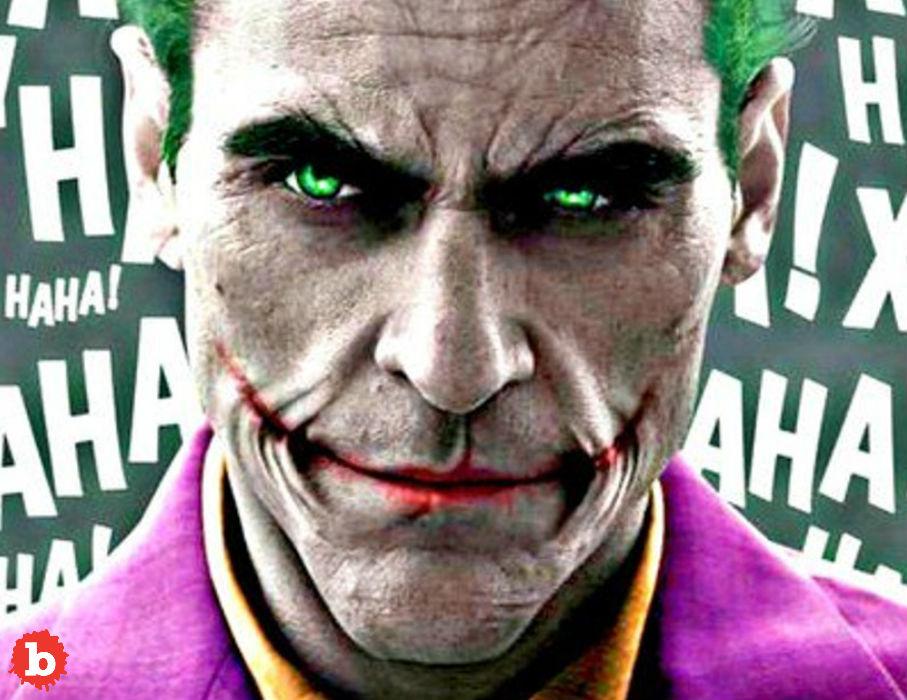Poor, Joaquin Phoenix, Joker Movie Script Rewritten Daily