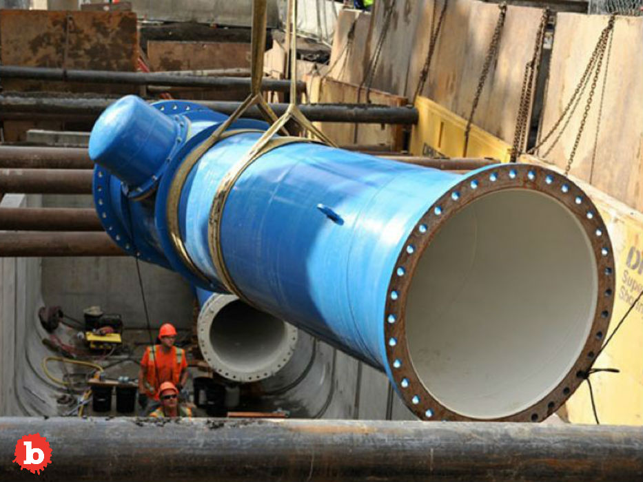Portland Water Pipes Will Make Electricity With Water Flow