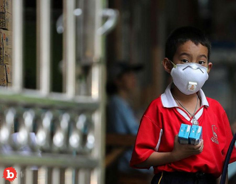 Bangkok Smog So Terrible, Hundreds of Schools Closed for a Week