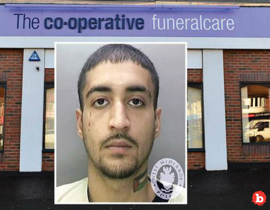 Necrophiliac Jailed 6 Years For Breaking and Entering, Dead Sex