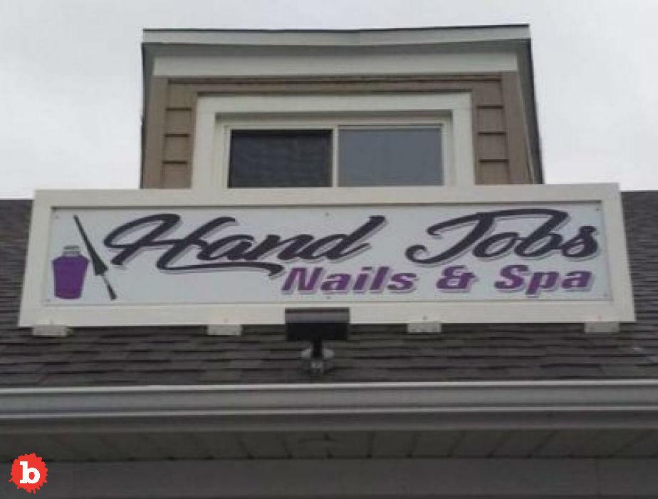 Ohio Nail Salon Owner Vows to Keep Biz Name Hand Jobs