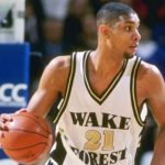 Sports Radio Host Says Tim Duncan Did Nothing at Wake Forest