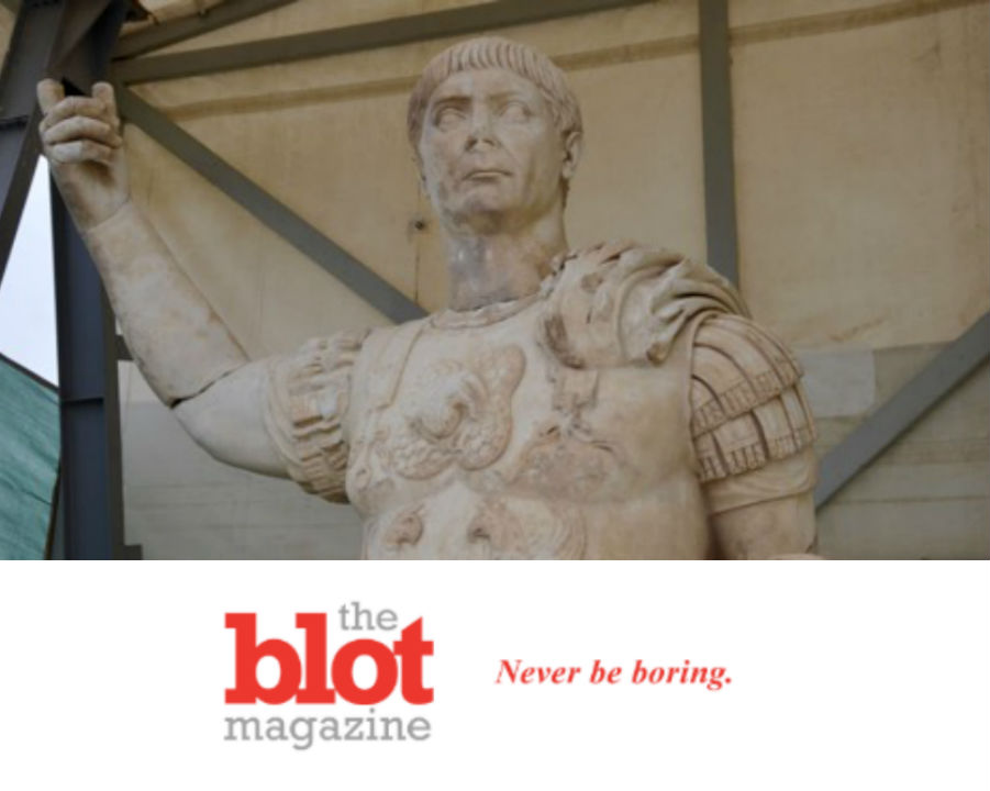Roman Emperor Trajan Statue Found Under Ancient Fountain