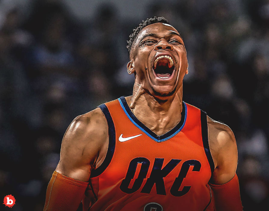 Russell Westbrook Can't Stop Himself From Being a Loser