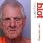 Drunk Florida Man Crashes Lawnmower Into Police Car
