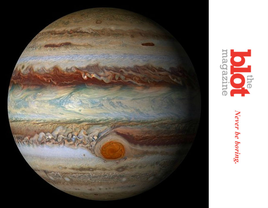 Jupiter May Be About to Lose the Great Red Spot
