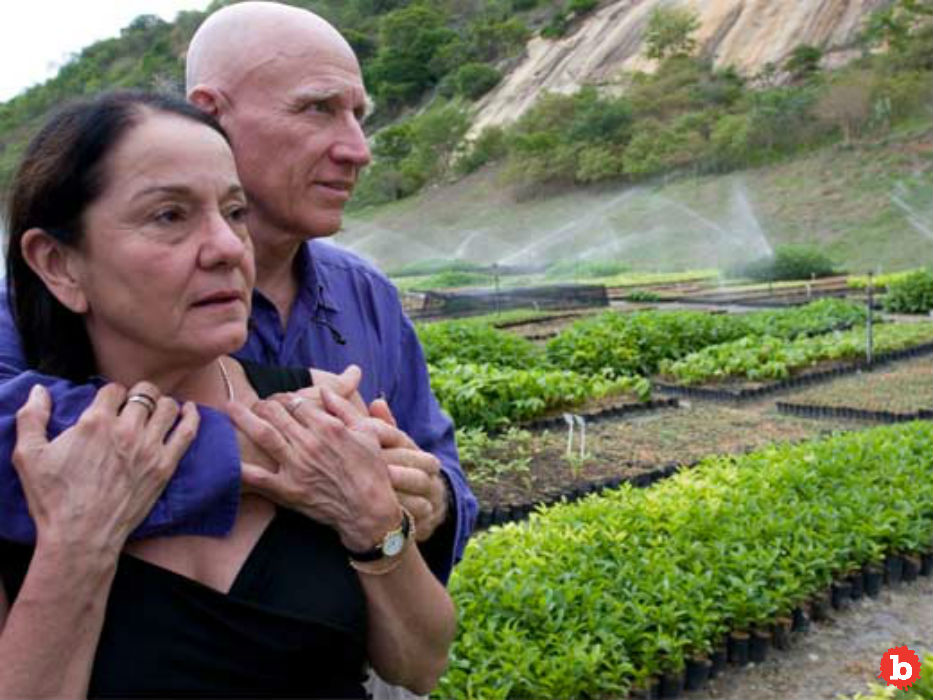Over 18 Years Brazilian Couple Planted Over 4 Million Trees