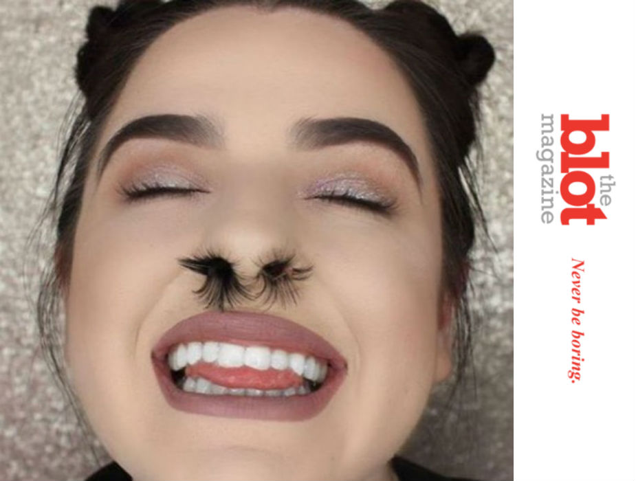 Thick Nostril Hair Extensions About to Be a New Trend