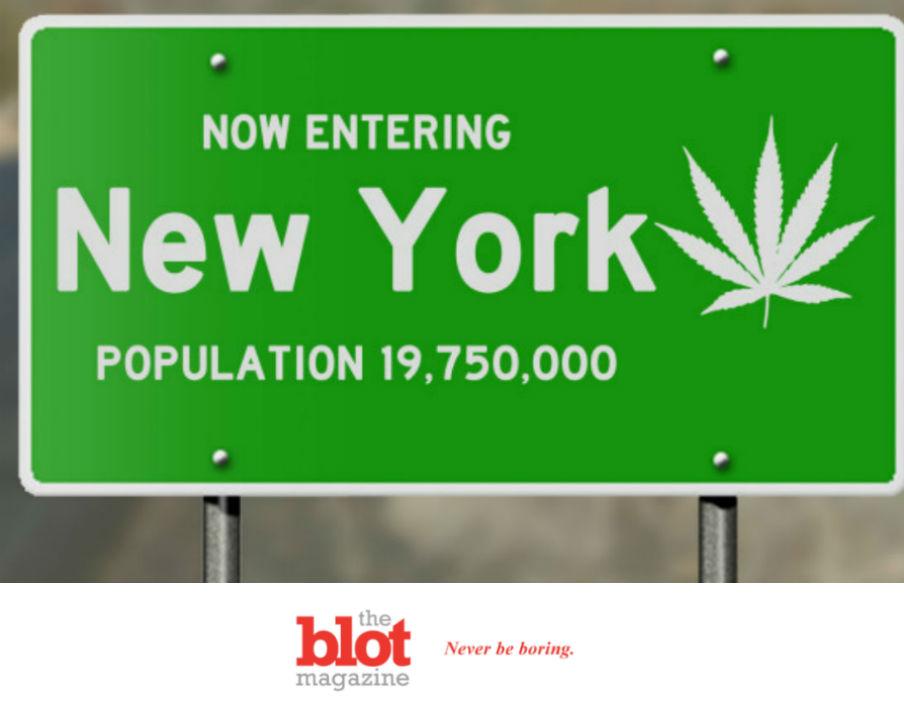 New York State to Finally Legalize Marijuana This Week?