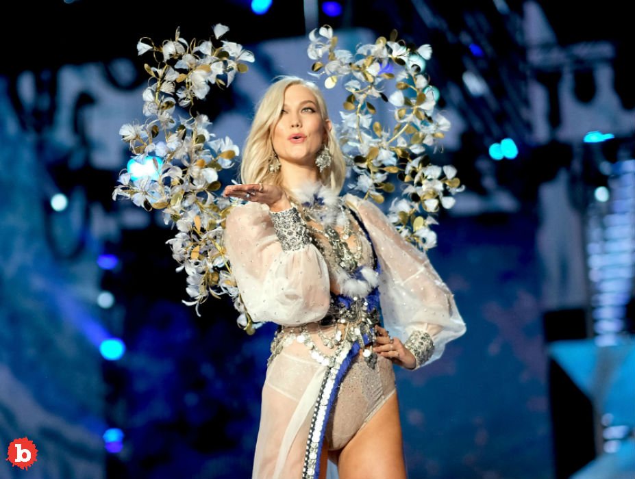 Supermodel Karlie Kloss Admits It's Hard to Be Related to Trump