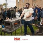 This Blacksmith Teaches Gun Violence Survivors How to Turn Guns Into Farm Tools