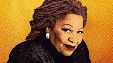 1993 Nobel Winner and Writer Toni Morrison Has Died