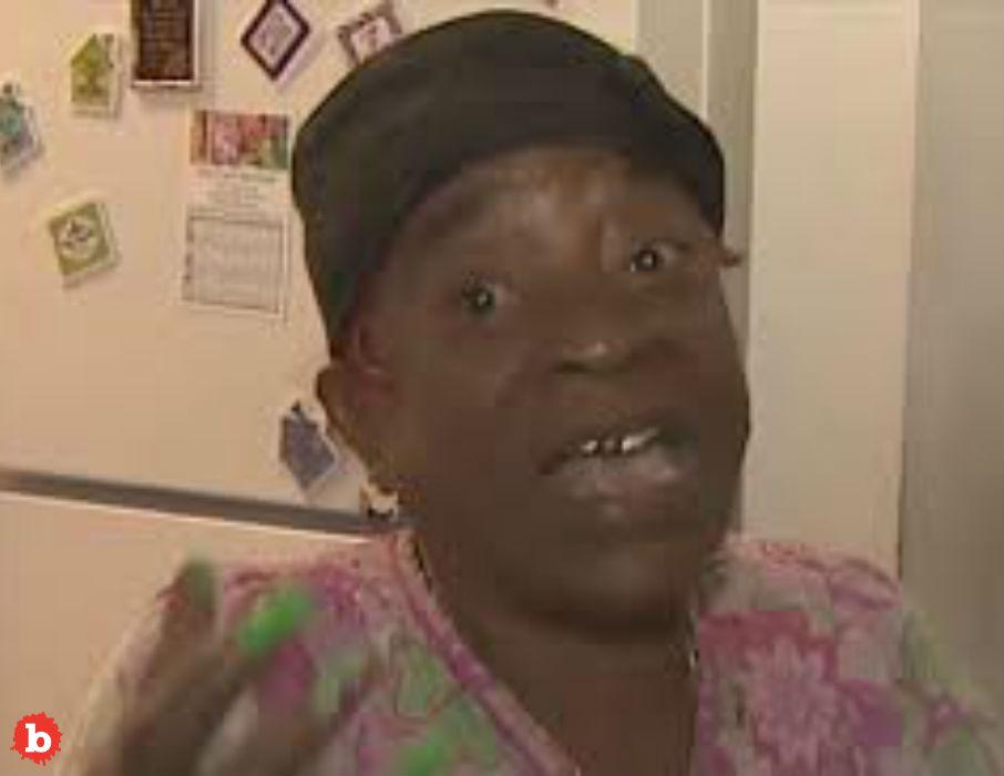 61-Year-Old Florida Woman, Nearly Toothless, Bites Burglar