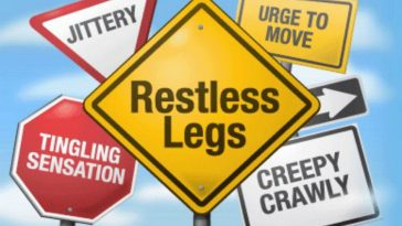 People With Restless Leg Syndrome 3 Times the Risk of Suicide
