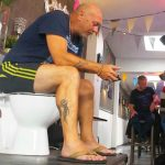 Belgian Man Sits on Toilet 5 Days, Aiming at Record