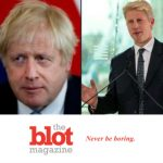Boris Johnson's Brother Bails From His Flailing Coalition Government