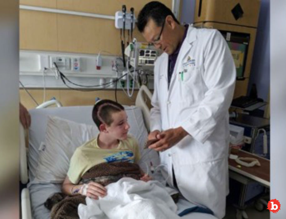 Boy Survives Anchor Lodged in Skull, Now Called Anchorman