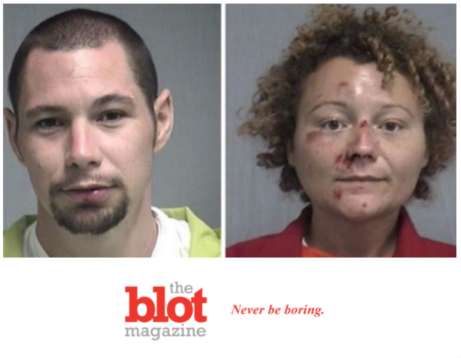 Florida DUI Couple Try Sex in Back of Police Car