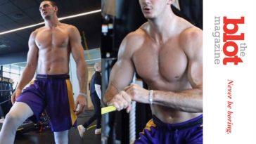 NBA's Alex Caruso Gets Random Drug Test Over Altered Pics
