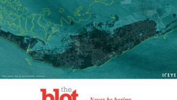 Satellites Show Hurricane Dorian Has Grand Bahama Mostly Underwater