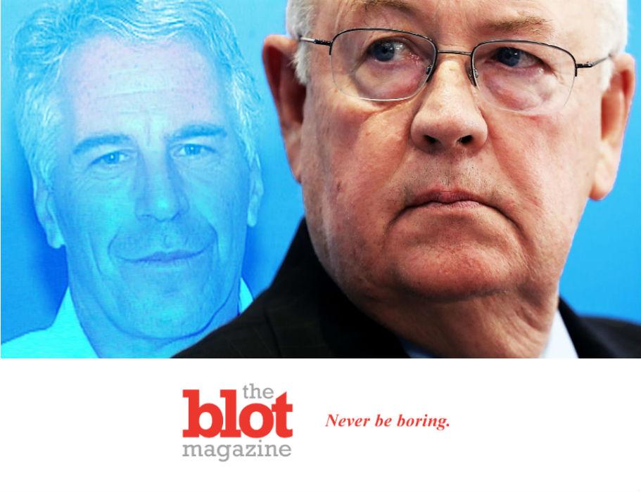 Ken Starr Re-Affirms His Douchebag Bonafides on Impeachment