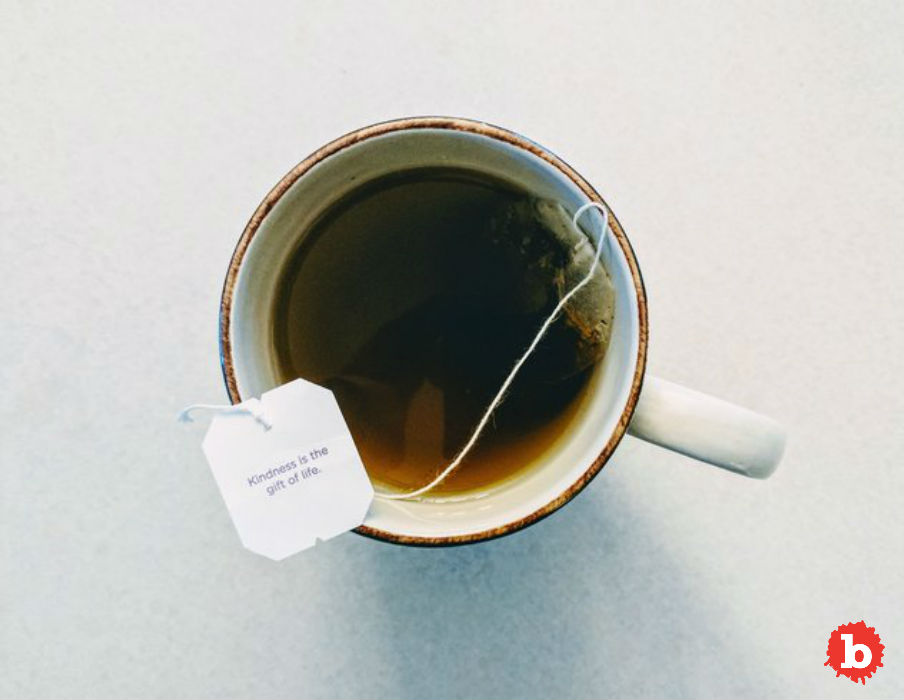 One Single Teabag Can Give You Billions of Microplastics