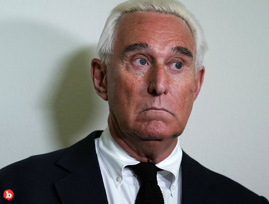 Trump Buddy Roger Stone May Have Just Committed Sedition
