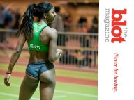 Who is Khaddi Sagnia? Possibly, the Hottest Long Jumper, Ever