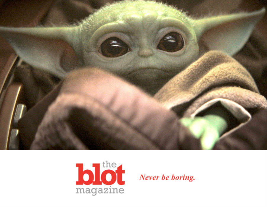 What the Hell is This Viral Baby Yoda Nonsense?
