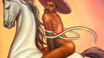 Protests in Mexico Over Naked Emiliano Zapata Painting