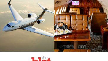 Coronavirus Panic Causes Spike in Private Jet Demand, Rich Stranded