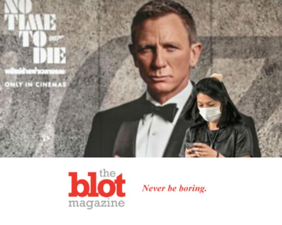Coronavirus Hits Hollywood, New James Bond Release Film Delayed
