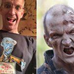 Walking Dead Zombie Actor Jailed for Biting Domestic Fan