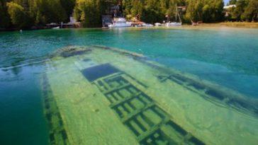 After Lockdown, Visit the Shipwreck Capital of Canada, Lake Huron