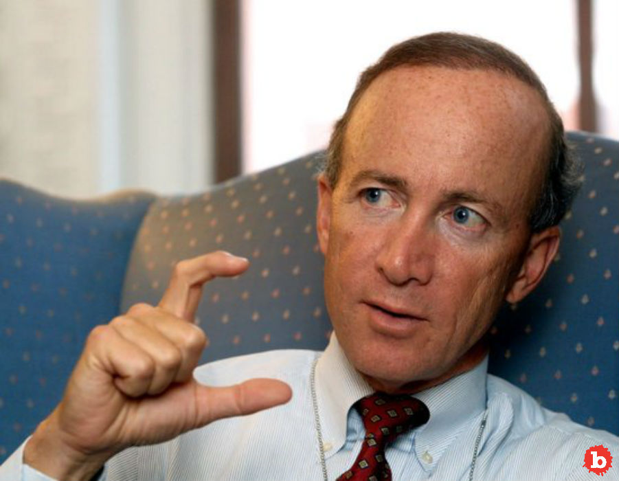 Asshat Republican Mitch Daniels Tries to Shield Right From Coronavirus Criticism