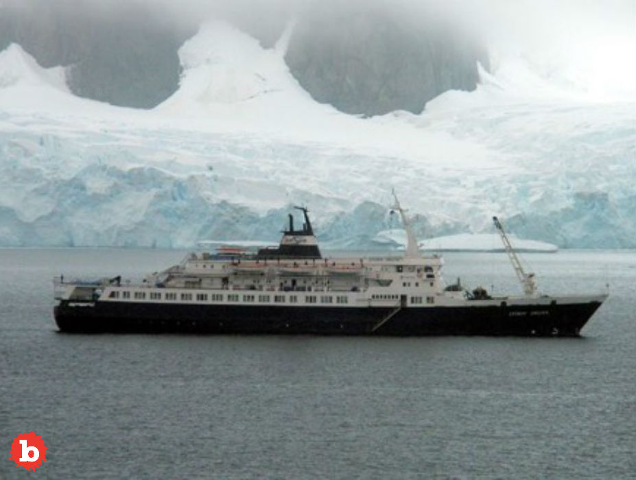 Cruise Ghost Ship Horror, Infested With Cannibal Rats