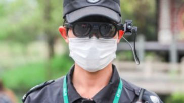 These T1 Smart Glasses Will Show Authorities if You Have a Fever